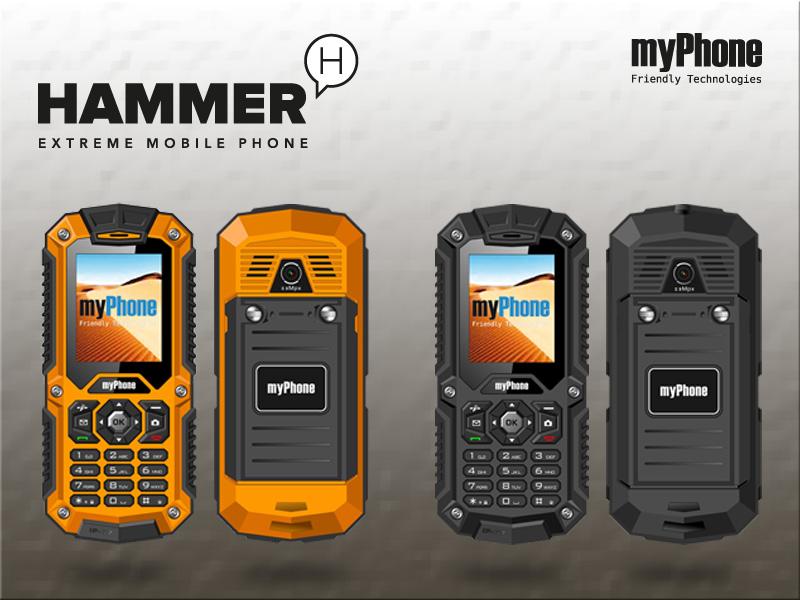 4risk Testy sprzętu HAMMER myPhone